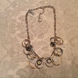 Women's Periwinkle necklace